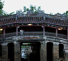 Japanese Covered Bridge - Hoian - Vietnam by kxrya1