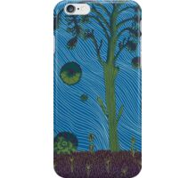 Gateway to Dream, after the Flammarion Engraving iPhone Case/Skin