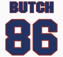 National football player Butch Wilson jersey 86 by imsport