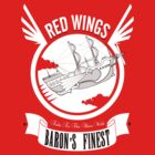 Red Wings of Baron by Jehkoba