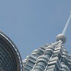 Petronas Towers by Joakim Leroy