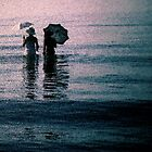 I think the tide's coming in dear... by nattyb