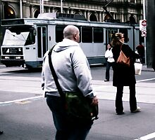 Melbourne GPO by sebastian