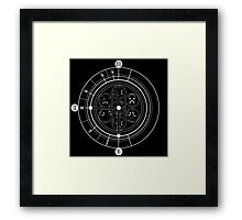 Lords of Time Framed Print