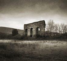 Roman aqueduct by Marco Scataglini