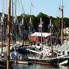 Windjammer Weekend by LifeInMaine
