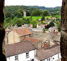 """UK: """"Town Gazing"""", North Yorkshire by Kelly Sutherland"""