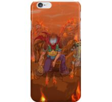 The Demons Slayer Has Arrived iPhone Case/Skin