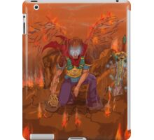 The Demons Slayer Has Arrived iPad Case/Skin