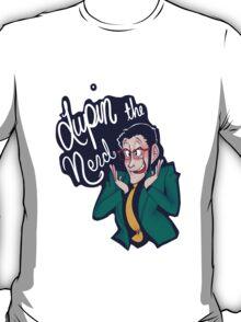 Lupin the Nerd T-Shirt