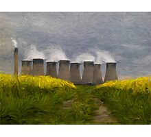 Power Station Photographic Print