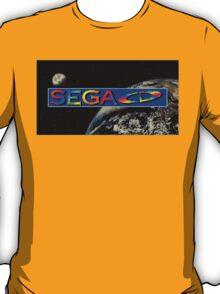 Sega CD Logo Shirt T-Shirt