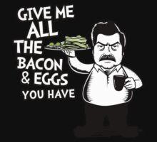 Bacon & Eggs by karhoma