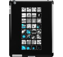 Space Oddi-Tee iPad Case/Skin