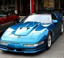 Custom Corvette by HALIFAXPHOTO