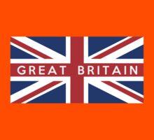 flag of United Kingdom Kids Clothes