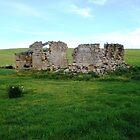 Farmhouse Ruins by Chris Kean