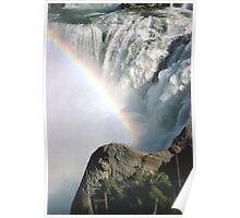 Shoshone Falls, Idaho (2) Poster