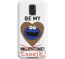 COOKIE MONSTER VALENTINE'S CARD 2 Samsung Galaxy Case/Skin