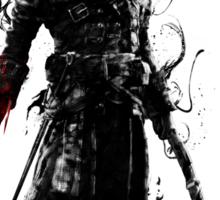 assassin's killer Sticker