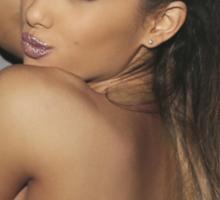 Ariana Grande - Break Free Design Sticker