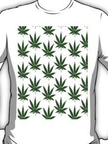 Marijane Leaves T-Shirt