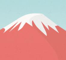 Vintage Japan Travel Poster Sticker