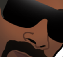 Snoop Dogg - RSHH Cartoon Sticker