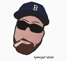 Celph Titled - RSHH Cartoon by SuperMrStylo