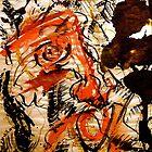 crazed matador's passionate visions of a flamenco gal by banrai