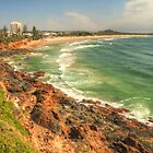 Chillin' at Coolum by Michael Matthews