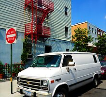 White Van by richbos