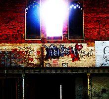 Urban art by eefy