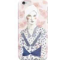 Klara iPhone Case/Skin