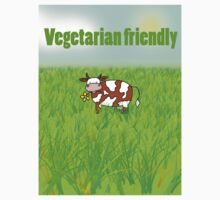 Vegetarian friendly by emma schmitt