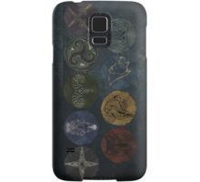 Skyrim City Seals Samsung Galaxy Case/Skin