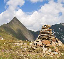 Peaks by Walter Quirtmair