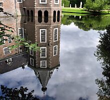 "Mirror Of Tower Castle ""Het Nijenhuis"" by Jo Nijenhuis"