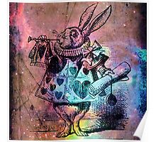 Space Rabbit  Poster
