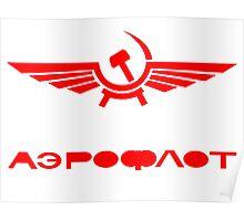 Aeroflot Poster