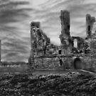 Dunstanburgh Castle by Bootkneck