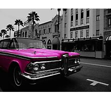 Hollywoodland Photographic Print