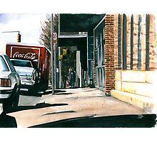 Hayden Place 1987 Photographic Print