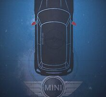 MINI R56 GP2 0060 Dr Who by ClothedEye
