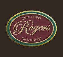 Quality Drums Rogers Vintage by vikisa