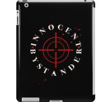 Innocent Bystander iPad Case/Skin