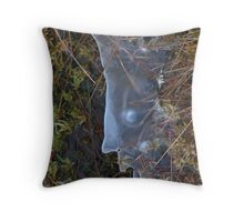 'Spirits from the Swamp' Throw Pillow