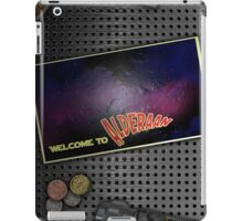 Postcard from the void iPad Case/Skin