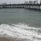 Redondo Beach  CA Pier by PhotosbyNan
