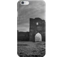 Rests of an old fortress Kremenets iPhone Case/Skin